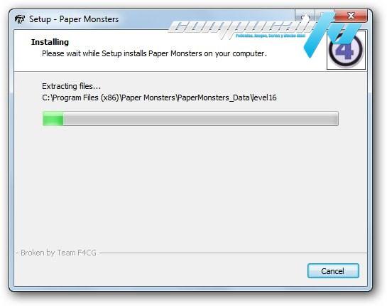 Paper Monsters PC Full F4CG 1.0 Descargar