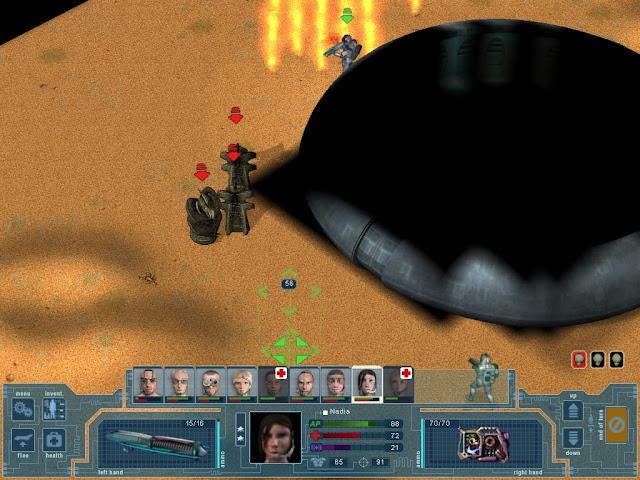 UFO: Extraterrestrials - Preacher Aliens Screenshot
