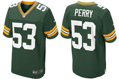 Jerseys NFL Online - The Wearing Of the Green (and Gold): May 2012