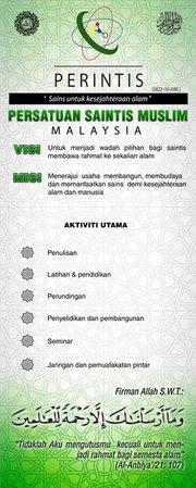 Persatuan Saintis Muslim Malaysia (PERINTIS)