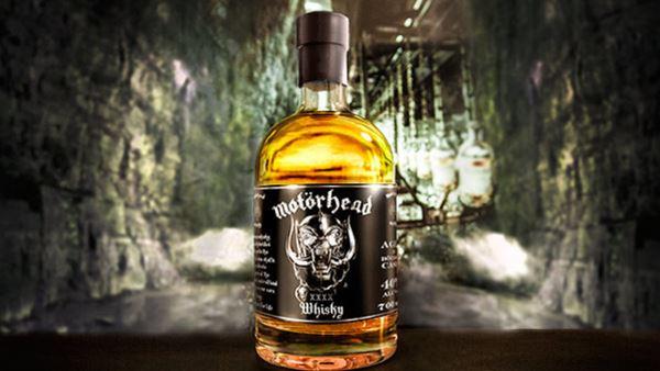 MOTÖRHEAD: Τώρα έχουν και το δικό τους whisky