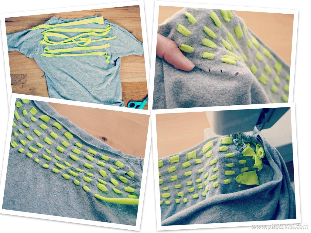 Интересный дизайн для футболок своими руками 208