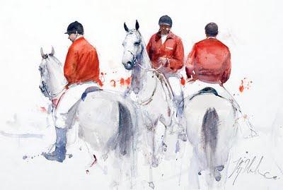 3 Stewarts by Joseph Zbukvic (Australia)