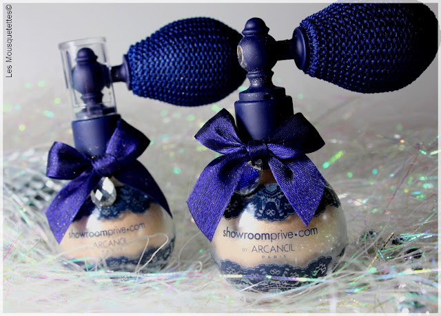 Madame Blue Parisian Spray Showroomprive.com by Arcancil - Les Mousquetettes©