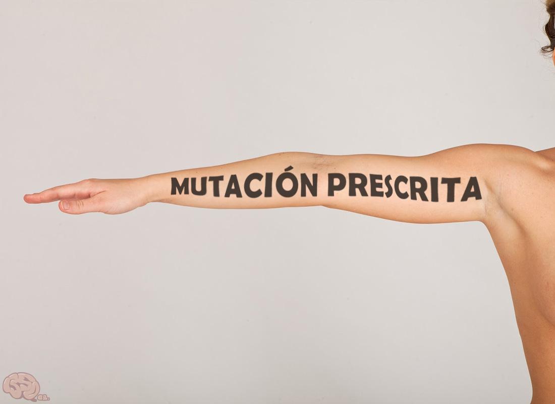 Mutación prescrita