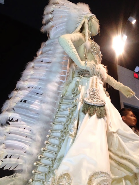 gypsy bride, Jean Paul Gaultier Exhibit, Brooklyn Museum, 2013