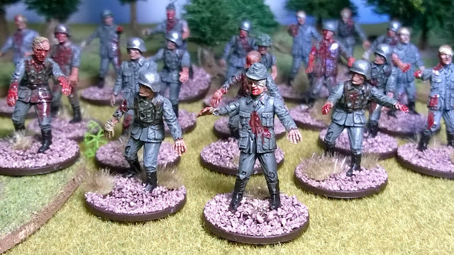 german zombies 28mm wargaming nazi z-clips studio miniatures