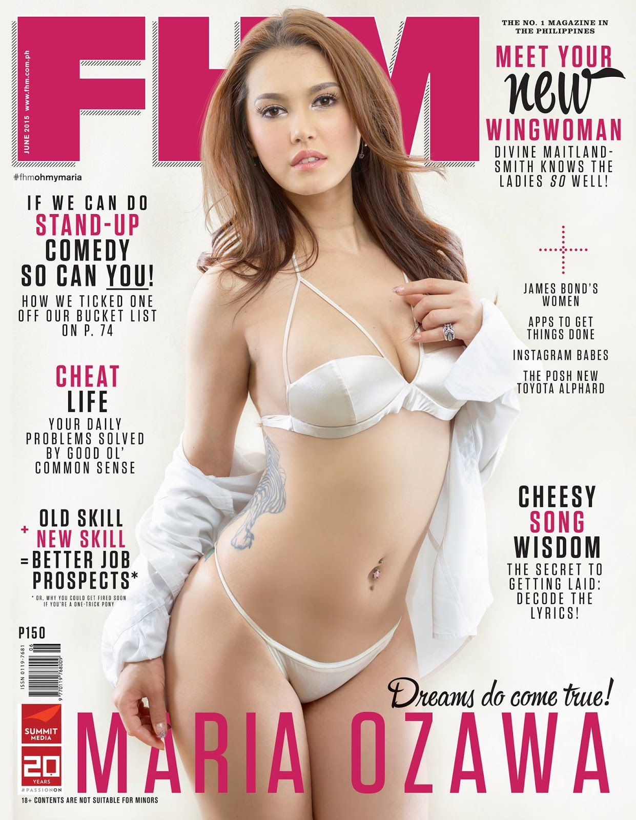 ozawa maria Publications Use Sexual Innuendos on Maria Ozawa and Robin Padilla Cancelled Movie Project