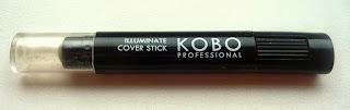 Kobo - rozświetlający korektor. Illuminate Cover Stick.