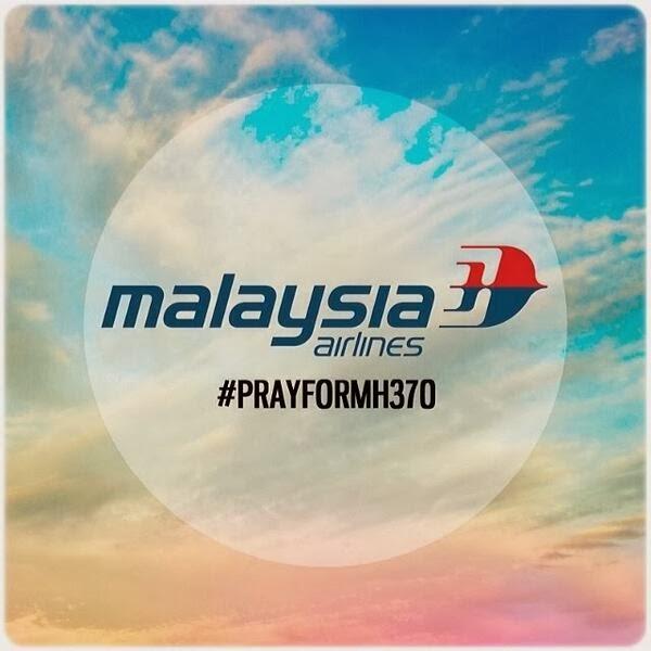 #PrayForMH370 #PrayForMalaysianairlines #MalaysiaAirlines