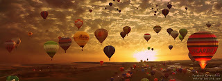 balloons-sunset-view-facebook-cover