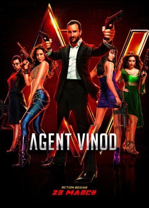 Agent Vinod Full Movie Free Download Hd