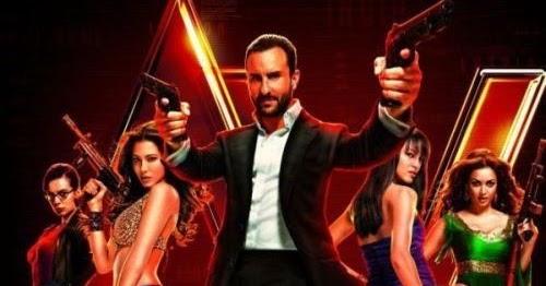 Download Film Agent Vinod 2012