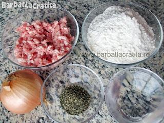 Suberek (placinta cu turceasca cu carne) ingrediente reteta
