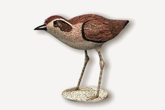 mosaic bird sculptures dusciana bravura-9
