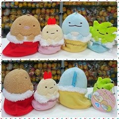 (INSTOCK) Click To See Dan-x Fansclub Sumikko Gurashi Sock Collection