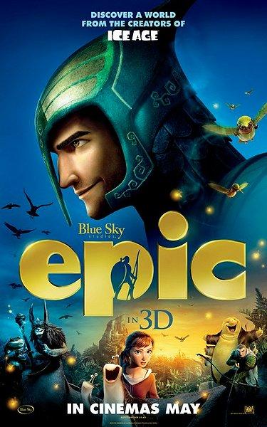 epic animation