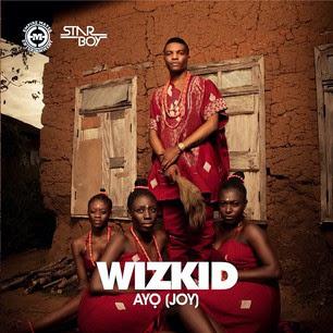 Wizkid Finally Drops His 'AYO-JOY' New Album Covert