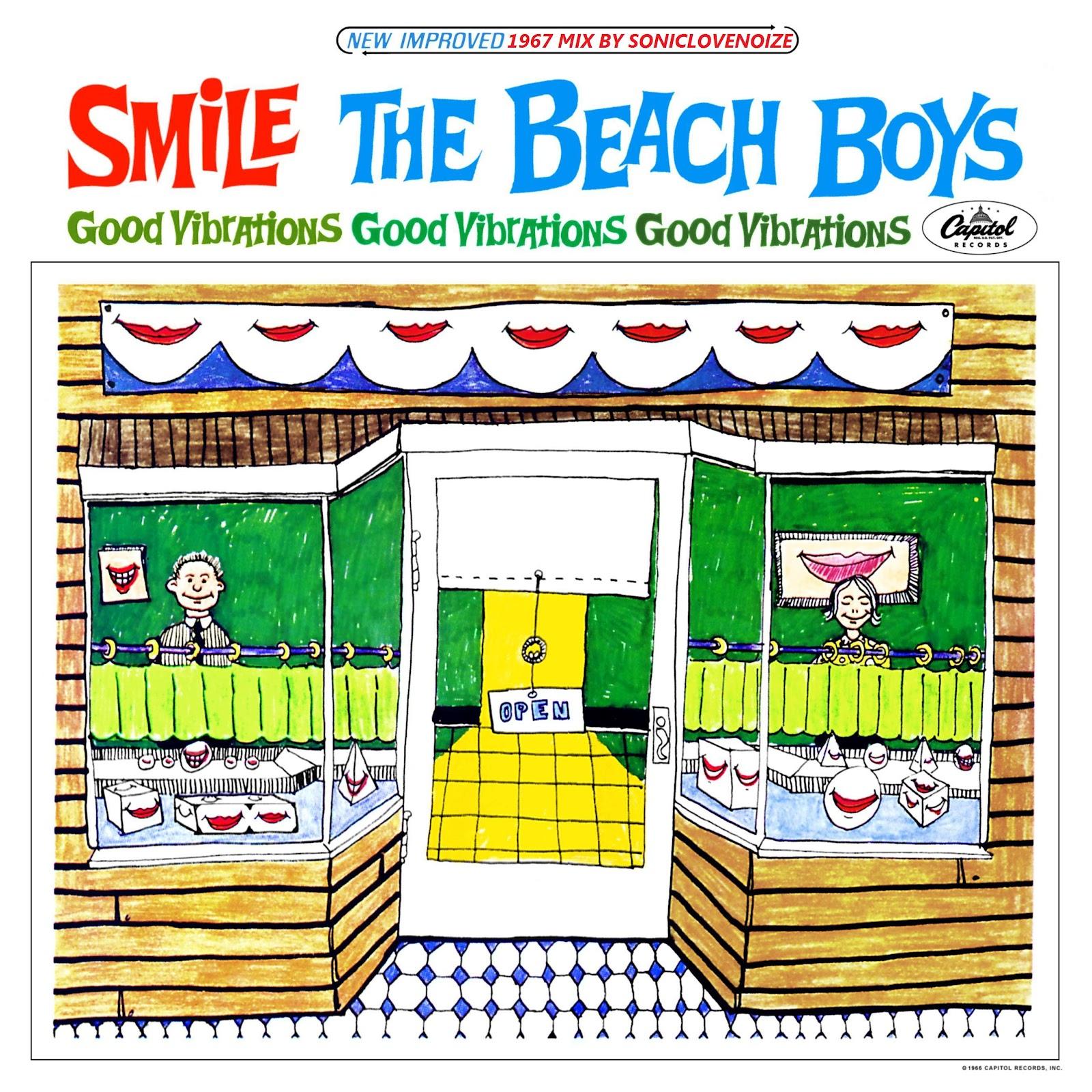 Beach Boys Surfs Up