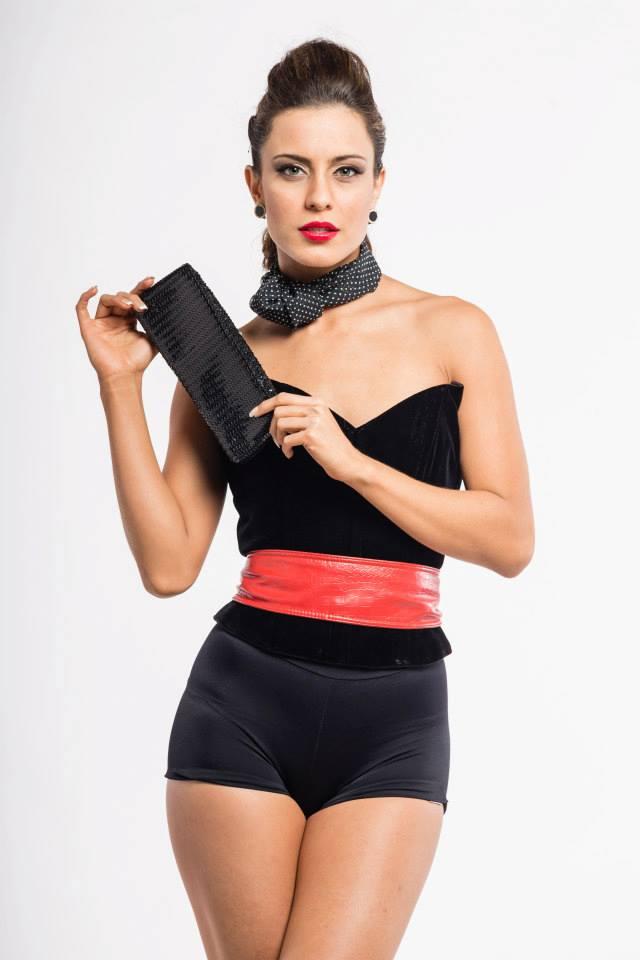 Carol Ruiz Reyes Miss World Paraguay 2013 - Official Photos