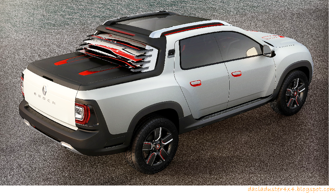 renault duster pick up 4x4 precio. Black Bedroom Furniture Sets. Home Design Ideas