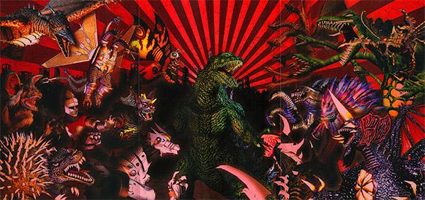 Enemigos de Godzilla