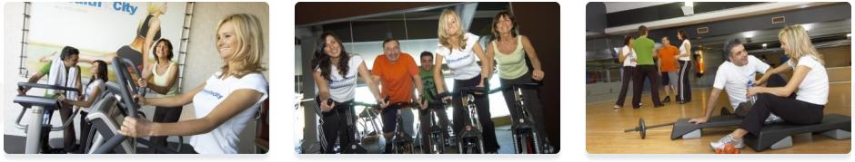 HealthCity Antwerpen Sportpaleis All inclusive Fitness groepslessen