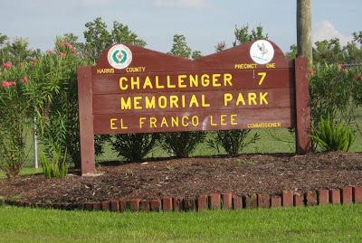 Shuttle Challenger Memorial
