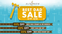 Altenew Best Dad Sale!