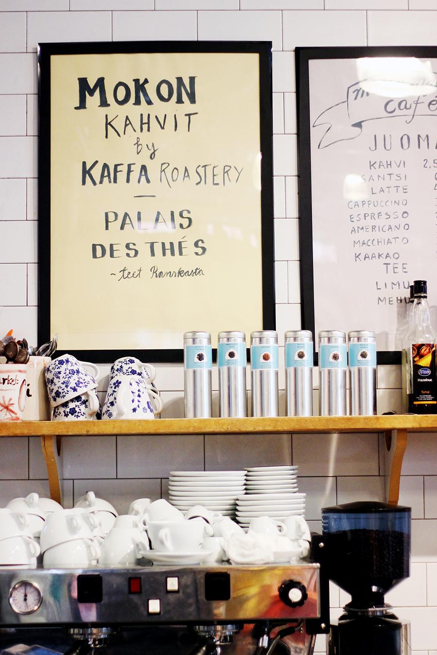 Moko Market & Café, Helsinki, Finland - Posh, Broke, & Bored