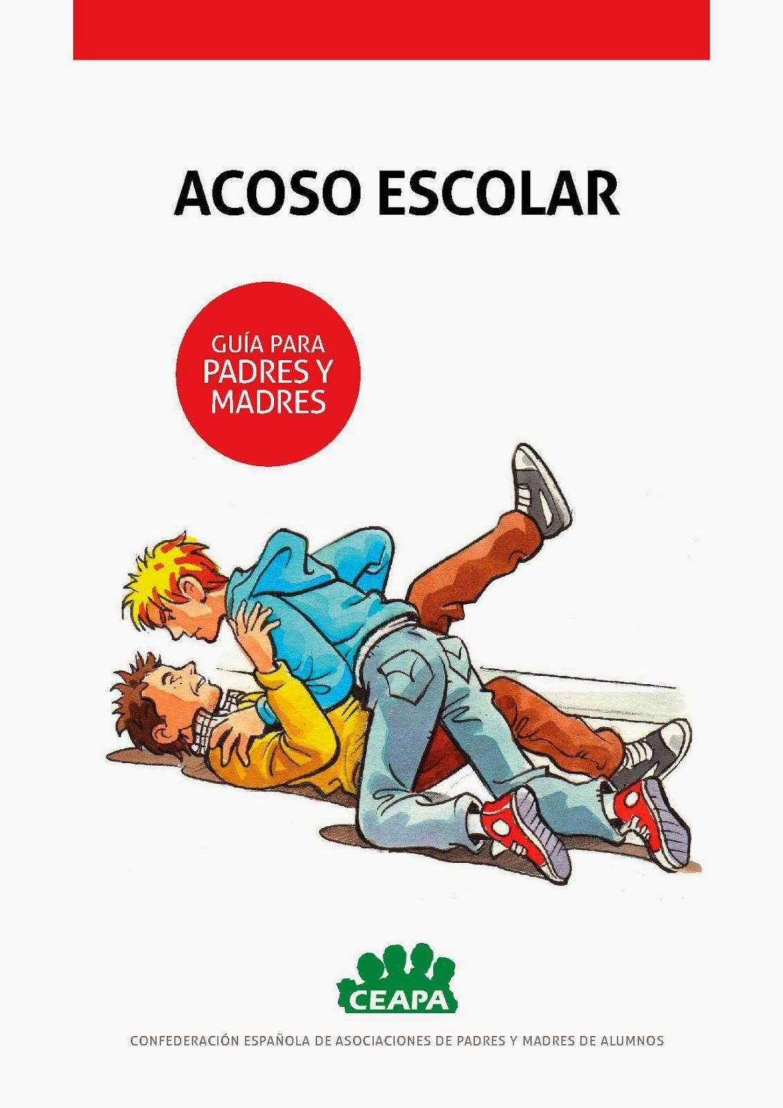 Guía de Acoso Escolar