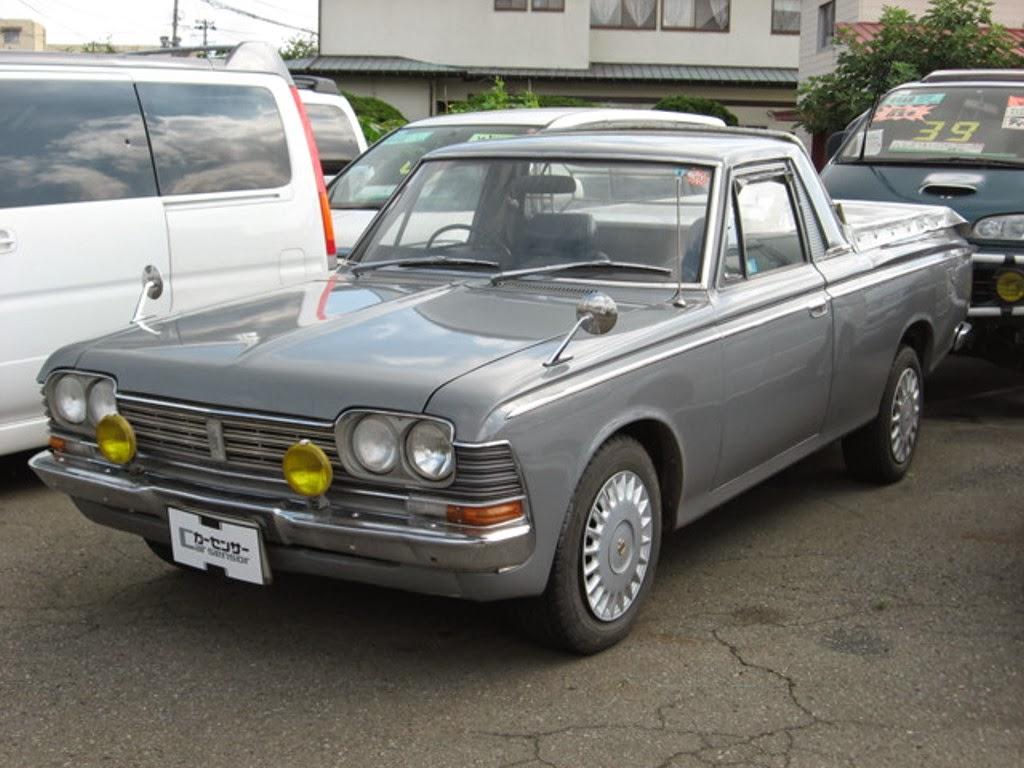 Toyota crown s50 single cab pickup