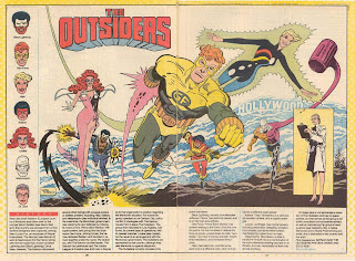 Batman Outsiders