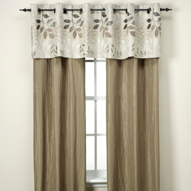 Contemporary Window Treatments Panels 2011 | Furniture Design Ideas