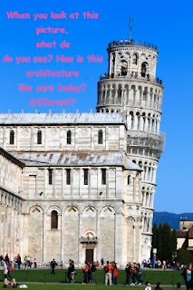 Italy, Writing Prompts, Daily G.L.O.W. lessons, Globicate, Heidi Befort