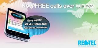rebtel, voip, free call, android, tablets