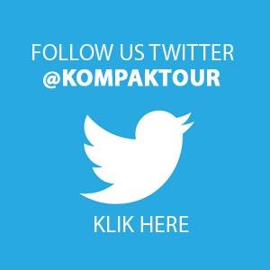 OUR TWITTER @KOMPAKTOUR