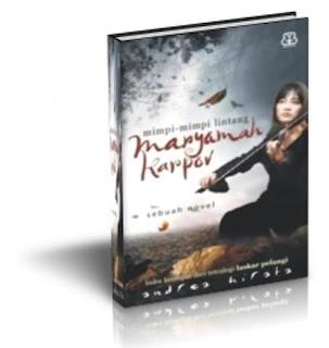 Novel Maryamah Karpov - Andrea Hirata