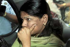 DMK MP Kanimozhi arrested in 2G scam case