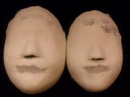 facial mask, facial massage