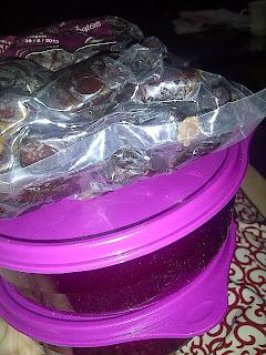 Tupperware Salam Ramadan Set 2012