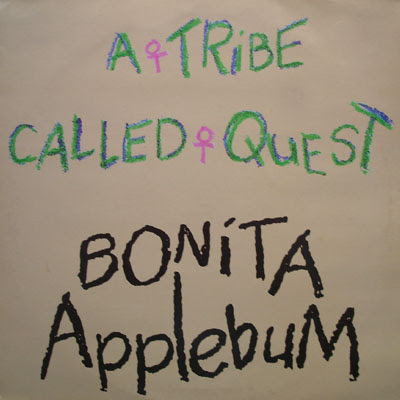 A Tribe Called Quest – Bonita Applebum (Promo VLS) (1990) (320 kbps)