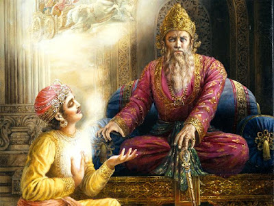 Sanjay in mahabharata