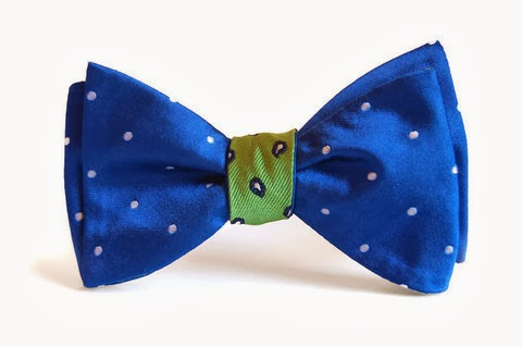 Asher Riley bowties