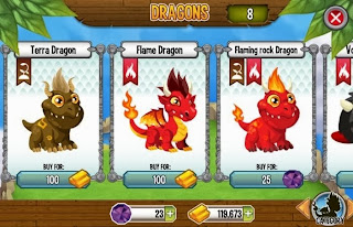 game dragon city