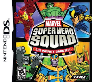 Marvel Super Hero Squad: The Infinity Gauntlet (Europe) NDS Multi 2 FR-US [FS]