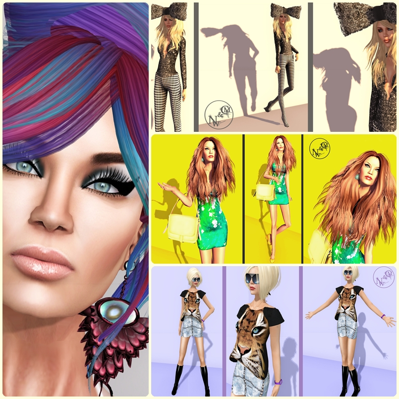 *My Second Life in Fashion*: We Heart SecondLife Fashion