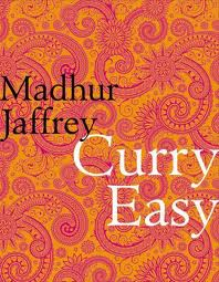 Curry Easy by Madhur Jaffrey reviewed on Carole's Chatter