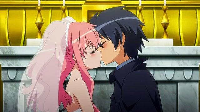 Zero no tsukaima - Nikah