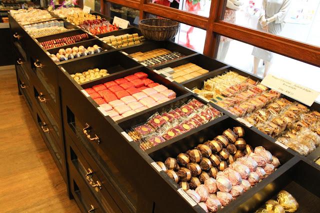 Salon du chocolat publika solaris dutamas c h i q e s s for Salon du fast food